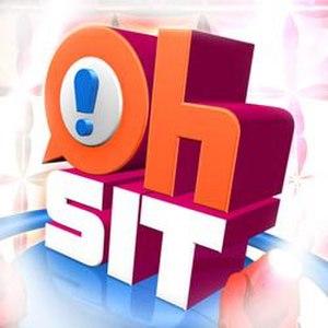 Oh Sit! - Image: Oh Sit logo
