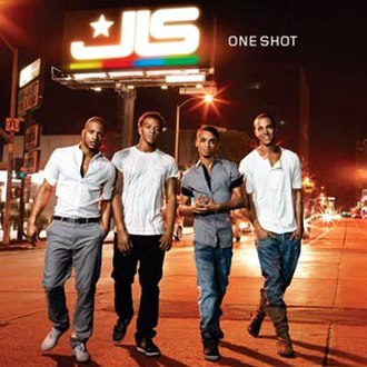 One Shot (JLS song) - Image: One Shot Cover