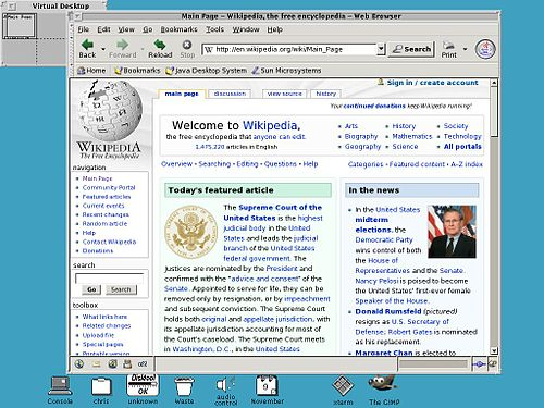 Solaris (operating system) - Wikiwand