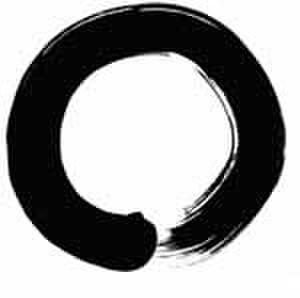 Hitsuzendō - Ensō, the Zen Circle.