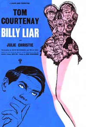 Billy Liar (film) - original film poster