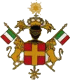 Coat of arms of Ossago Lodigiano
