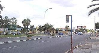 Otjiwarongo - Image: Otji CBD2