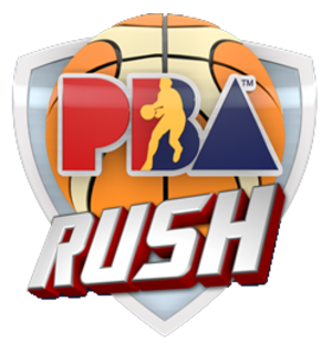 PBA Rush - Image: PBA Rush logo