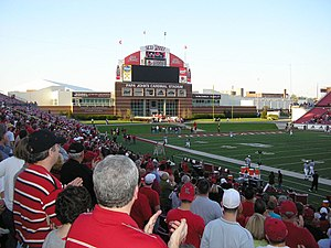 Howard Schnellenberger - The Howard L. Schnellenberger Football Complex at Papa John's Cardinal Stadium