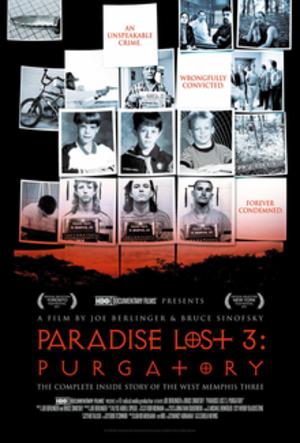 Paradise Lost 3: Purgatory - Image: Paradise Lost 3 Purgatory poster