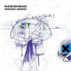 Paranoid Android - Image: Paranoid Android CD1