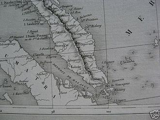 Pattani Kingdom - Patani 1837