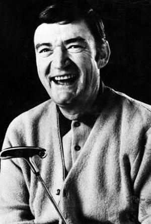 Paul Dixon (entertainer) - Paul Dixon in 1970 publicity photo