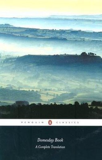 Publication of Domesday Book - Cover of Penguin Edition (UK)