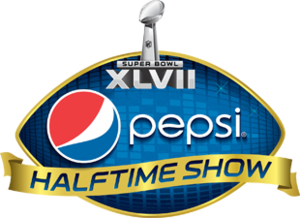 Super Bowl XLVII halftime show - Image: Pepi Super Bowl XLVII Halftime Show
