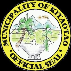 Kitaotao, Bukidnon - Image: Ph seal kitaotao,bukidnon
