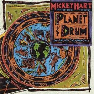 Planet Drum - Image: Planet Drum CD