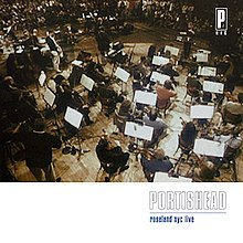 portishead live at roseland nyc dvd