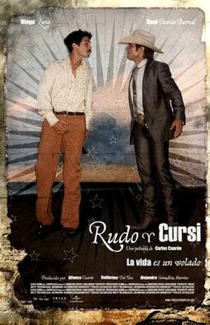 Rudo y Cursi - Original Theatrical Poster