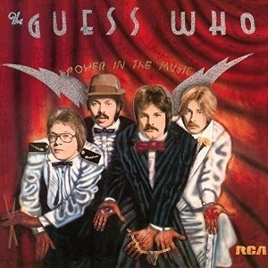 Power in the Music - Image: Power in the Music by The Guess Who