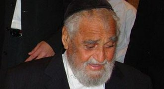 Rafael Halperin - Rabbi Rafael Halperin