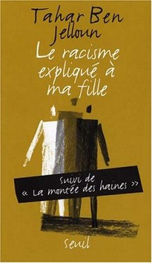 author tahar ben jelloun original title le racisme explique a ma fille