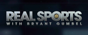Real Sports with Bryant Gumbel - Image: Real Sports with Bryant Gumbel Logo