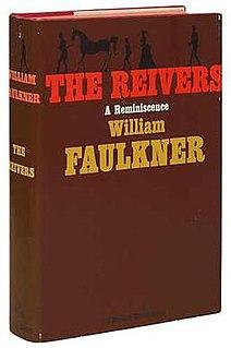 <i>The Reivers</i> novel by William Faulkner