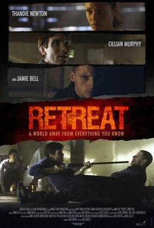 Retreat (film) - Image: Retreat film poster