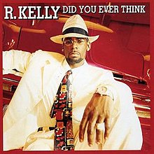R. Kelly — Did You Ever Think (studio acapella)