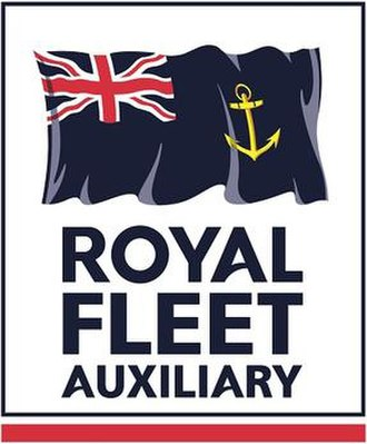 Royal Fleet Auxiliary - Image: Royal Fleet Auxiliary Logo