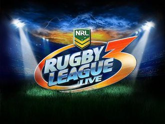 Rugby League Live 3 - Image: Rugby League Live 3 Promo