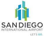 San Diego International Airport logo May 2017.png
