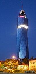 Sarajevo Twist Tower