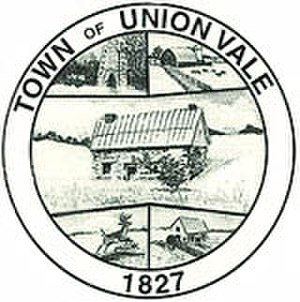 Union Vale, New York - Image: Seal of the Town of Union Vale, New York