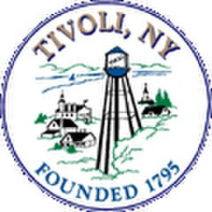 Tivoli, New York - Image: Seal of the Village of Tivoli, New York
