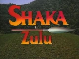<i>Shaka Zulu</i> (TV series) television series