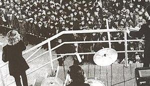 Siluete - Siluete performing at the 1967 Gitarijada Festival in Belgrade