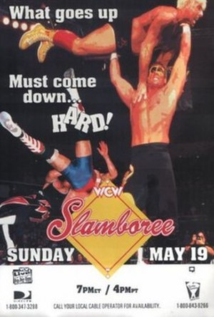 Slamboree (1996) - Image: Slamboree 96