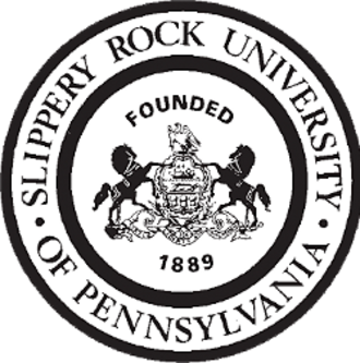 Slippery Rock University of Pennsylvania - Image: Slippery Rock University of Pennsylvania Seal