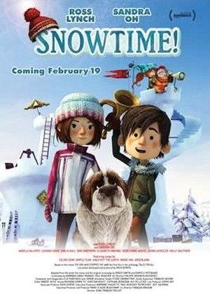 Snowtime! - Film poster