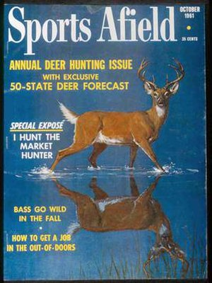 Sports Afield - A 1960 Sports Afield cover.