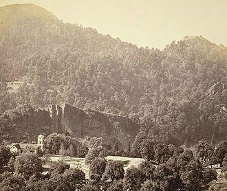 Nainital - St. John in the Wilderness, NainiTal, 1860