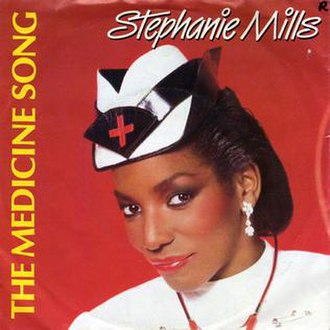 Stephanie Mills — The Medicine Song (studio acapella)