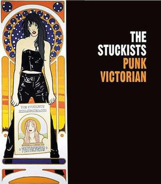 Stuckism - Cover of the book The Stuckists Punk Victorian