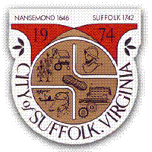 Suffolk, Virginia - Image: Suffolk Virginia Seal