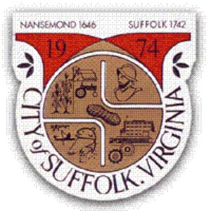 Suffolk, Virginia - Image: Suffolk Virginia Seal