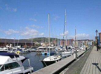 Maritime Quarter - Former South Dock
