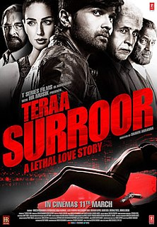 <i>Teraa Surroor</i> 2016 Indian film directed by Shawn Arranha