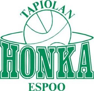 Tapiolan Honka - Image: Tapiolan Honka team logo