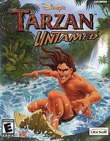 Tarzan Untamed Wikipedia
