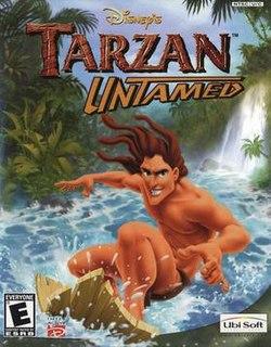 <i>Tarzan: Untamed</i> 2001 video game