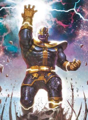 Thanos - Image: Thanos Infinity 4