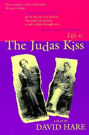 The Judas Kiss (play) - Image: The Judas Kiss play cover
